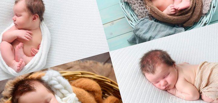 sesión de fotos con bebes