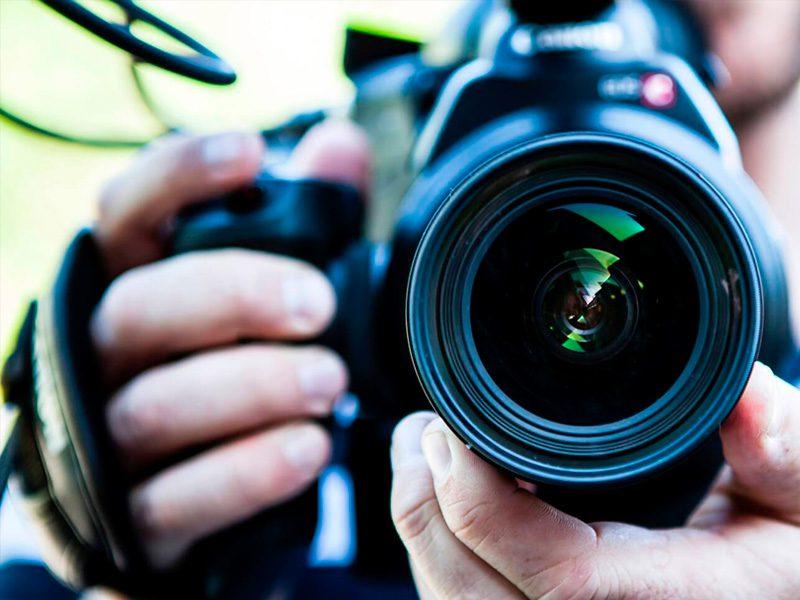 cámara para blogers