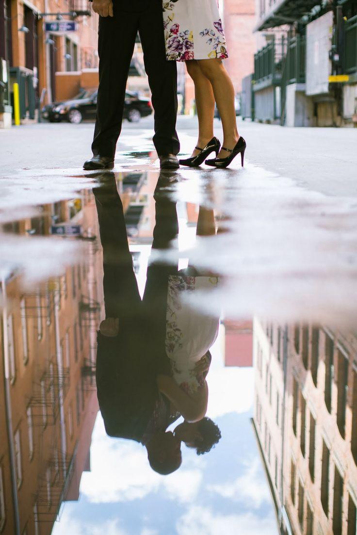 centrarse en los pies