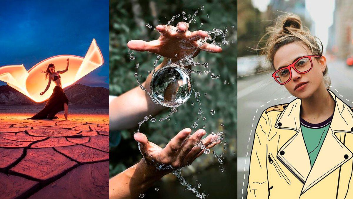ideas creativas para fotos geniales