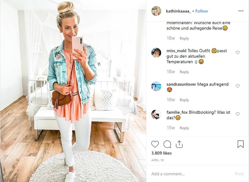 ideas para selfies instagram