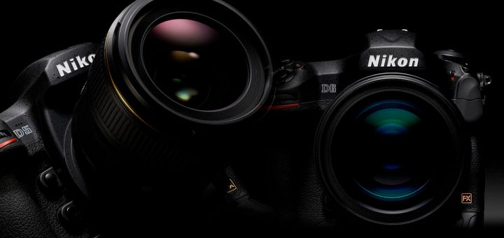 Nikon D6 cámara más avanzada