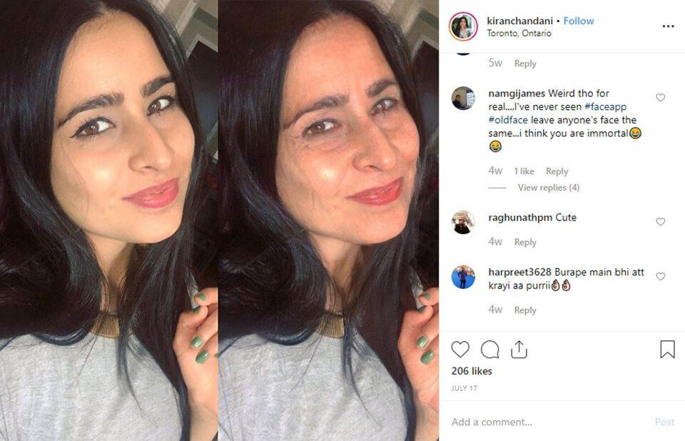 viejas ideas para selfies