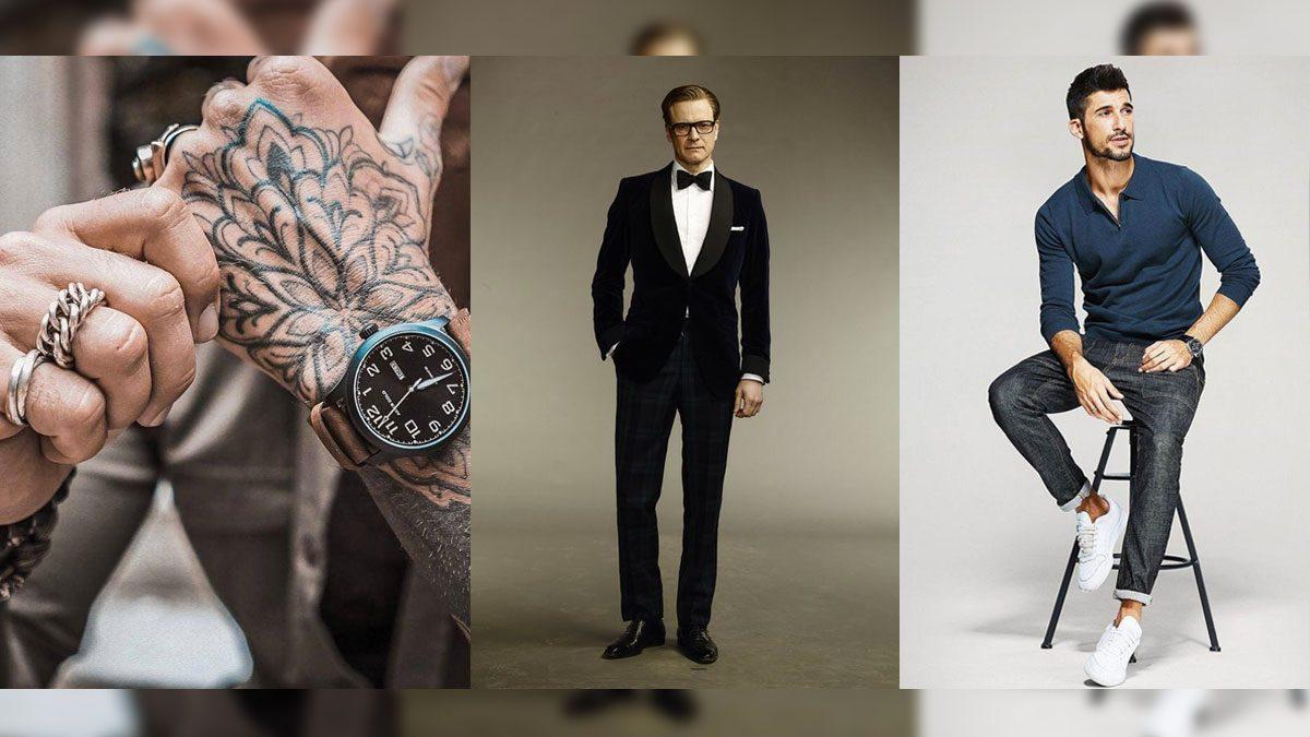 30 mejores poses masculinas para tu sesión de fotos