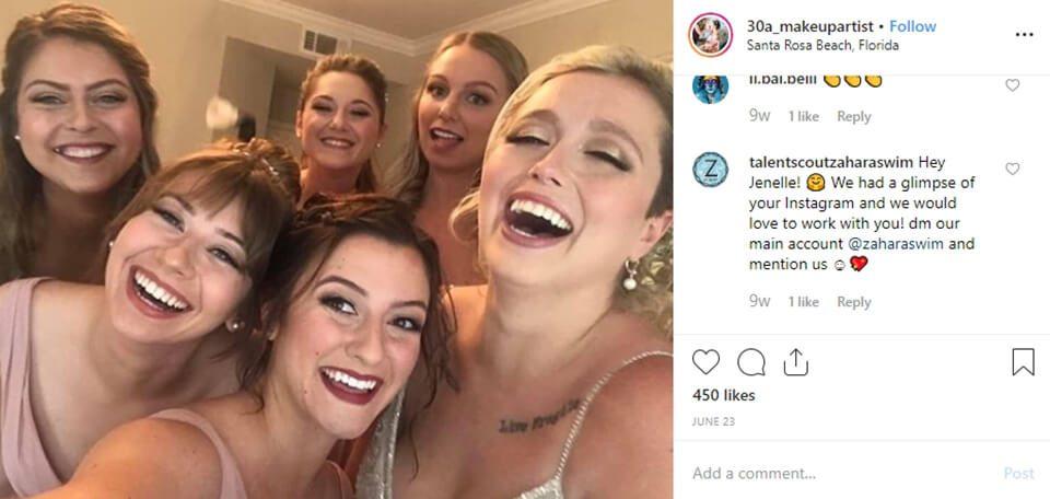 ideas para selfies con amigos
