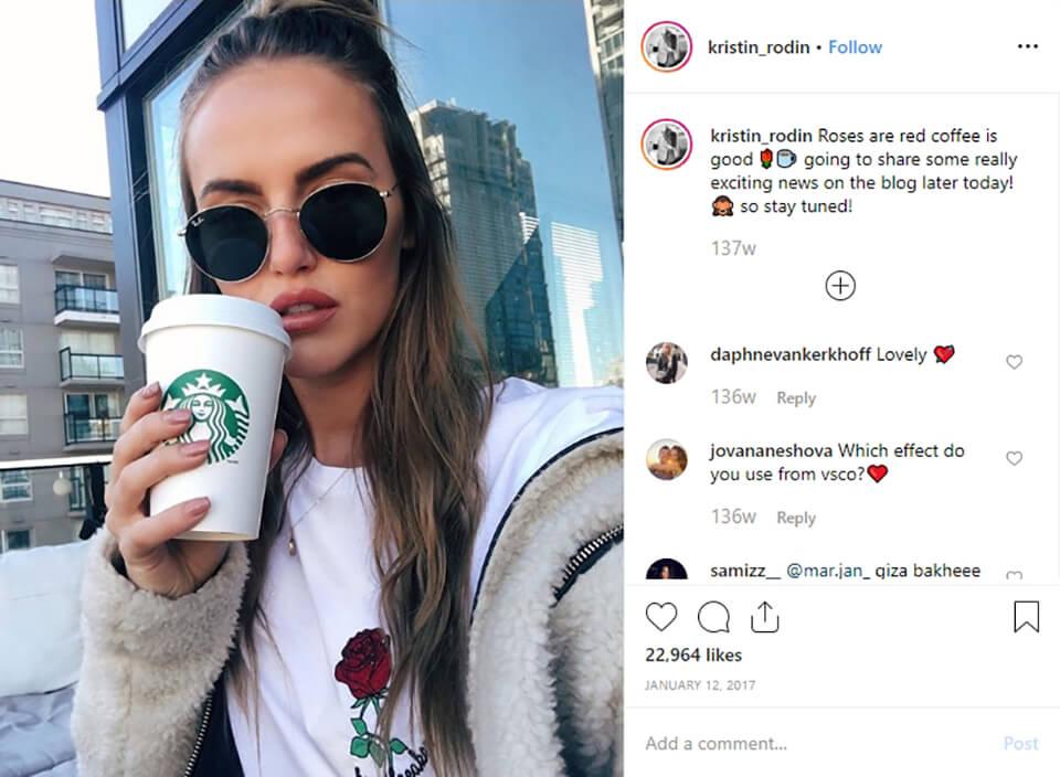 selfie plantea ideas para niña
