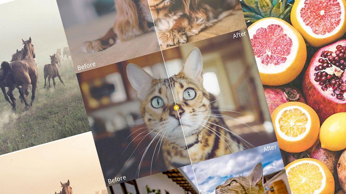 100 presets de lightroom gratis para mejorar tu fotografía