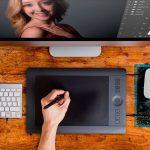 Guía completa para configurar su tableta Wacom para la edición de fotos