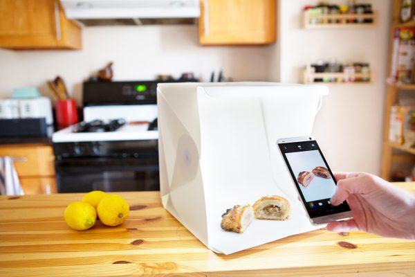 Foldio Portable Studio - Regalos para fotógrafos