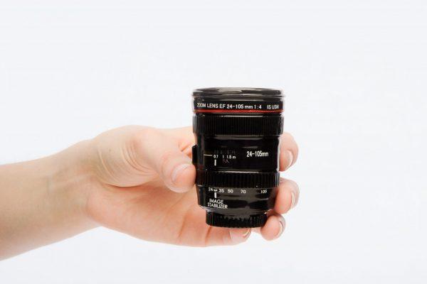 Canon / Nikon Shot Glass Lens Kit - Regalos para fotógrafos