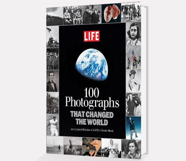 regalos originales LIFE 100 fotografías que cambiaron el libro mundial - Regalos para fotógrafos