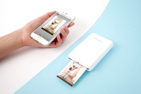 Impresora instantánea Polaroid Zip - Regalos para fotógrafos