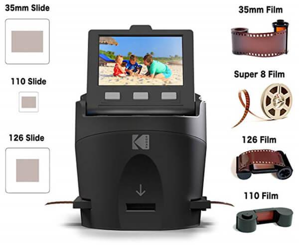 regalos originales escáner de diapositivas