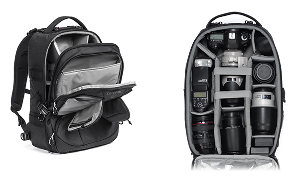 Tamrac Anvil Photo Gear Backpack - Guía de regalos navideños de Photodoto