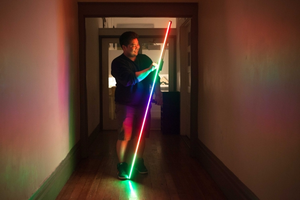 Pixelstick Light Painting Tool - Fotodoto Photographers Gift Guide