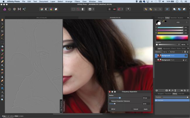 ¿Affinity Photo puede reemplazar a Photoshop?