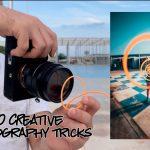 10 trucos creativos de fotografía para capturar fotos 'virales'
