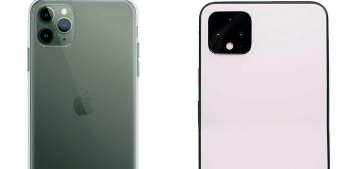 cual tiene la mejor cámara, Google Pixel