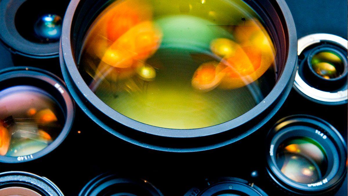 mejores lentes de cámara por tipo de fotografía