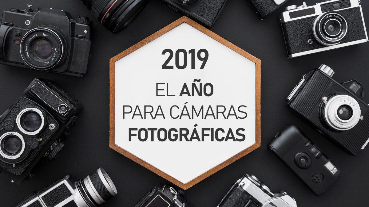 2019 en cámaras de fotos