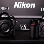 Nikon D750 vs Nikon D850: ¿Cuál es la diferencia?
