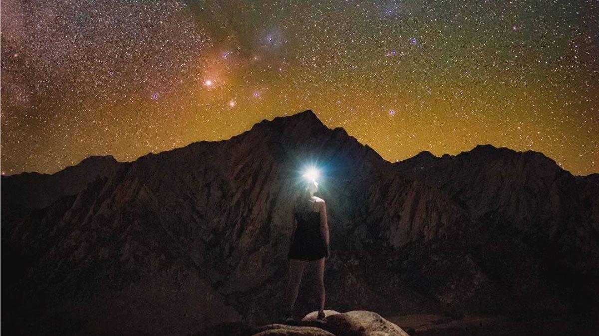 Como capturar estrellas o vía láctea