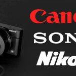 Sony ahora # 2 en ventas de cámaras digitales mientras Nikon cae al # 3
