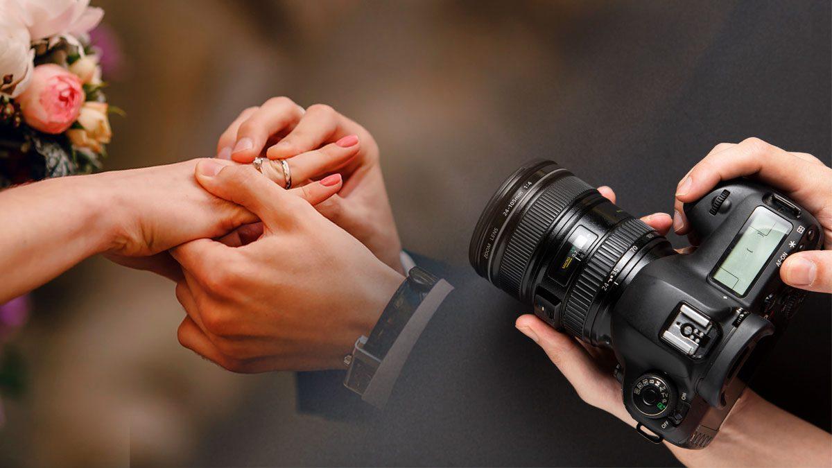 Configuración cámara para bodas