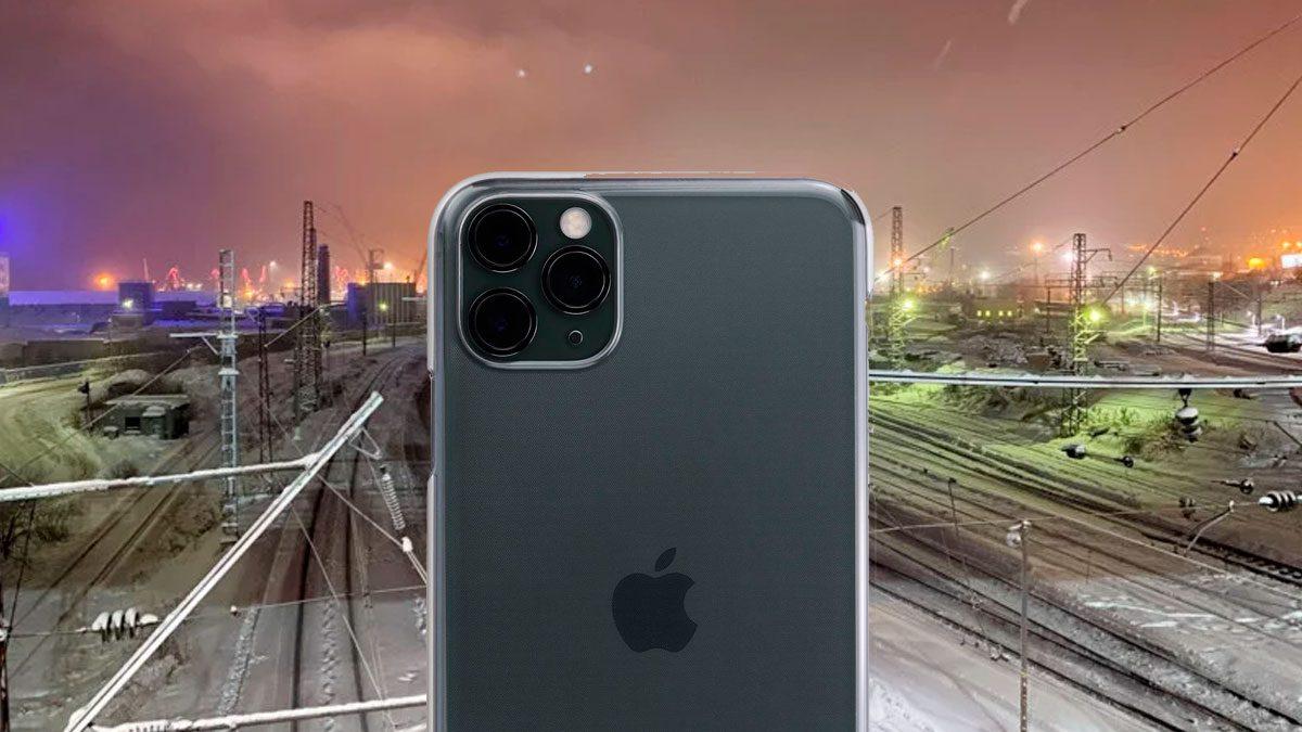 Iphone 11 pro modo nocturno