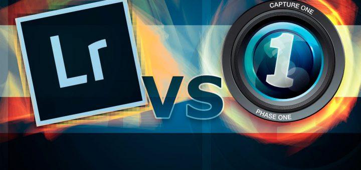 Lr vs capture one