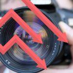 ¿El mercado de cámaras se está reduciendo?