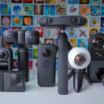 Las mejores cámaras 360 en 2020: para panorámicas, videos 360, selfies y más