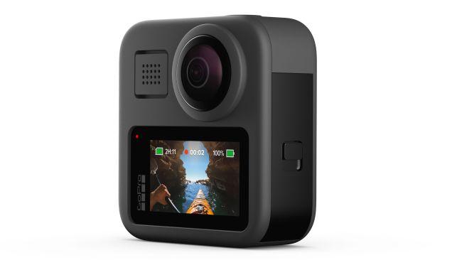 Las mejores cámaras 360:  GoproMax