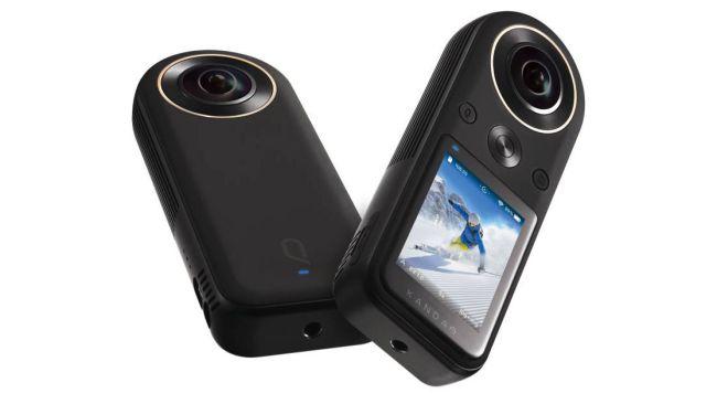 Las mejores cámaras 360: Kandao QooCam 8K 360