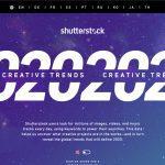 Las tendencias creativas de Shutterstock para el 2020 prevén que se sorprenderá este año