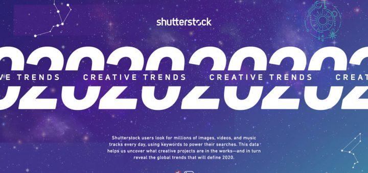 Tendencias fotográficas 2020