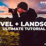 Tutorial gratuito 3 horas sobre fotografía de viajes y paisajes