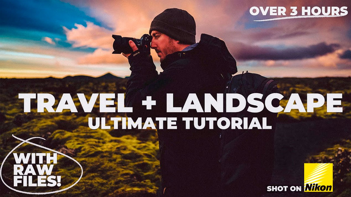 tutorial de fotografía de paisajes
