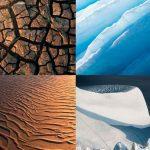 10 consejos para fotografiar 'paisajes abstractos'