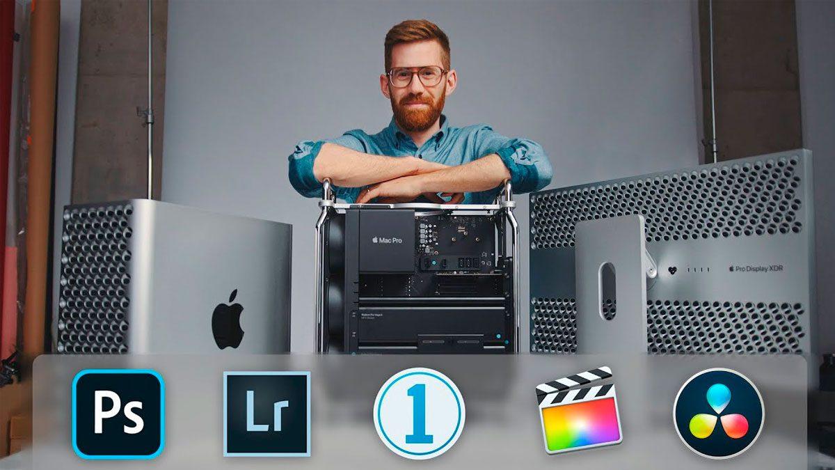 el mac pro es para fotógrafos? No