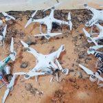 Este Sistema Anti-drones derriba drones con un Láser