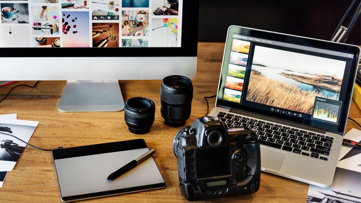 Laptops para editar fotos 2020
