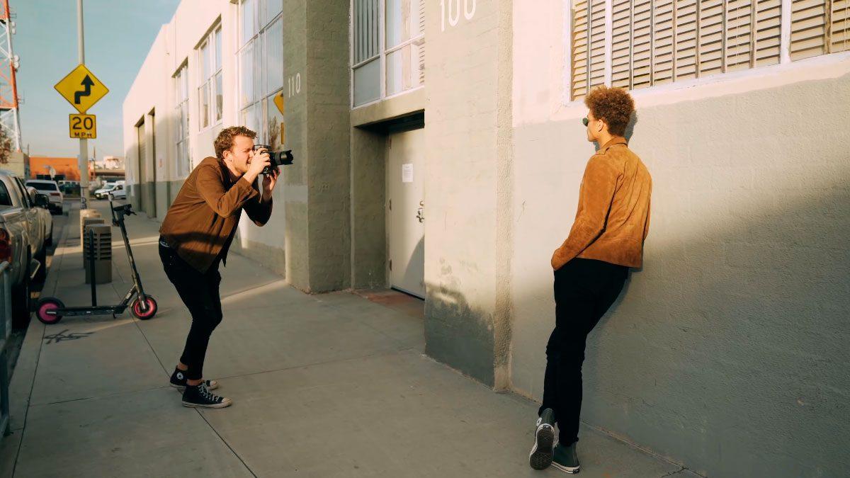 Consejos útiles para posar y fotografiar hombres