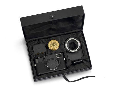 cámaras más bellas: Leica ASC 100