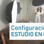 ¿Cómo armar un estudio fotográfico profesional en casa?