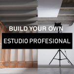 ¿Cómo construir su propio Estudio Profesional sin esquinas? (fondo infinito)