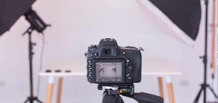 Mejorar estudio de fotografía