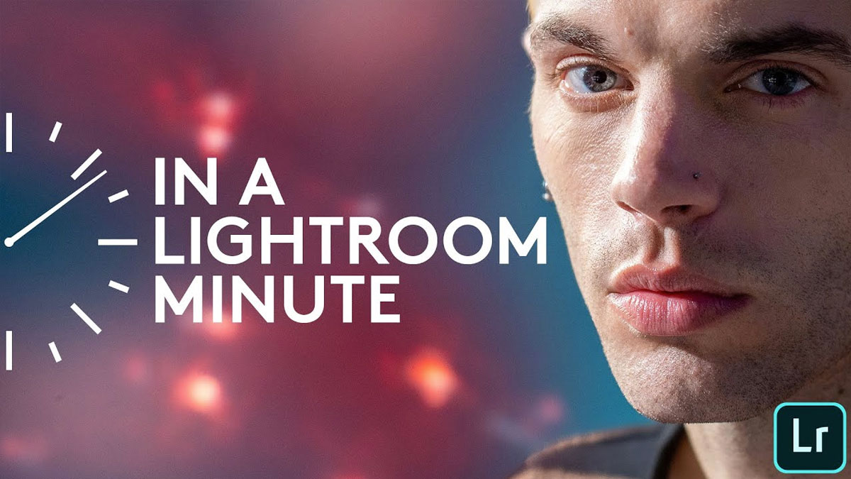 Serie de tutoriales de Adobe: Aprende Lr en un minuto