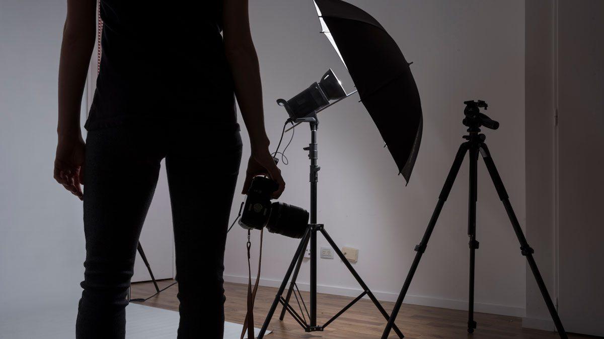 Crea tu propio estudio fotográfico