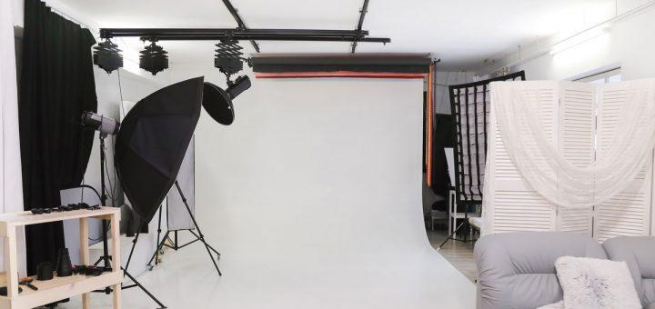 Iluminación para estudio fotográfico